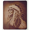 Mousepad Indianer