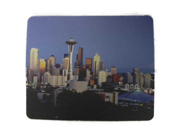 Mousepad Skyline