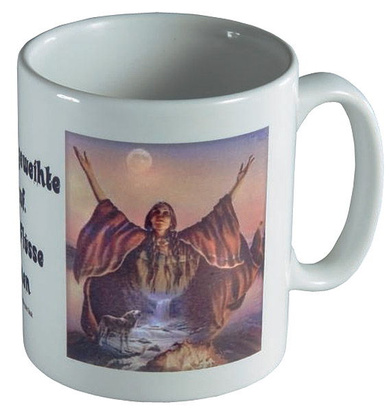 Tasse Old-Coyote